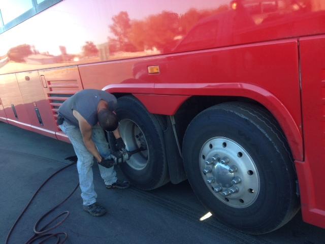 tire repairman